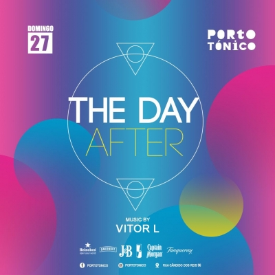 Domingo 27 Maio - The Day After